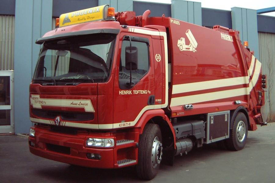 Renault med AeroSignLED®