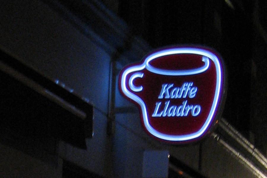 Kaffe Lladro