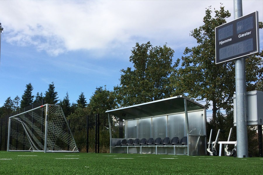 Måltavle MaxiOne99MS til fodbold